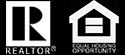 realtor logo equal housing logo